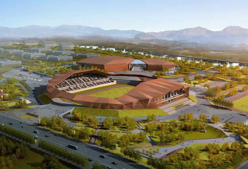 海东市体育中心